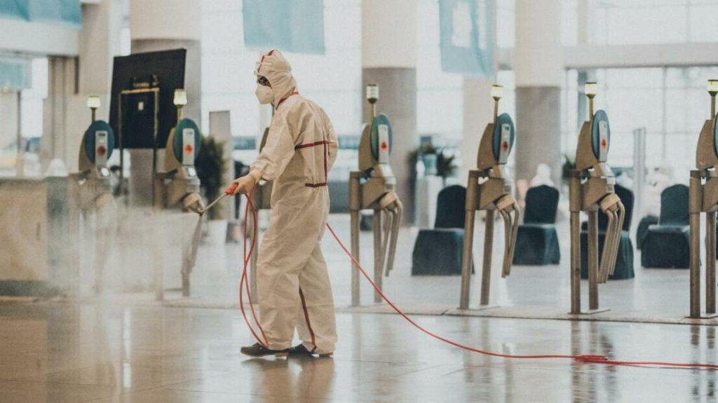 Почистване и дезинфекция на офиси и домове